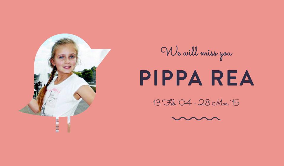 Rcdfund - Pippa Rea